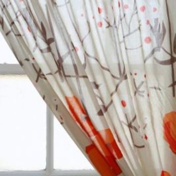 UrbanOutfitters.com > Asian Poppy Curtain