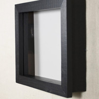 16x20 Shadow Box - EXTRA Deep Shadow Box, 4 Inches or 5 Inches Deep, Display Case, Display Frame, Shadowbox - Black