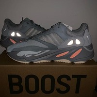 Adidas Yeezy 700 street fashion men and women casual breathable flat vintage sneakers 5#