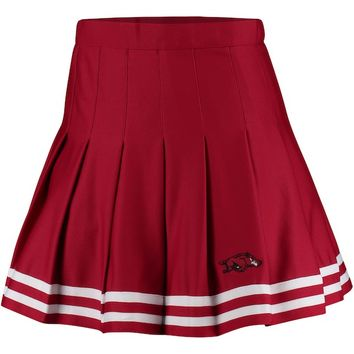 Arkansas Razorbacks ZooZatz Women's Rah Rah Cheer Skirt – Cardinal