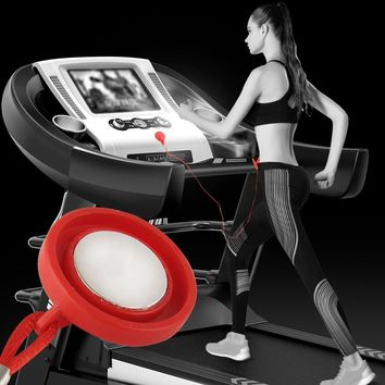 Running Machine Safety Magnetic Security Switch Lock Fitness for Key Treadmills