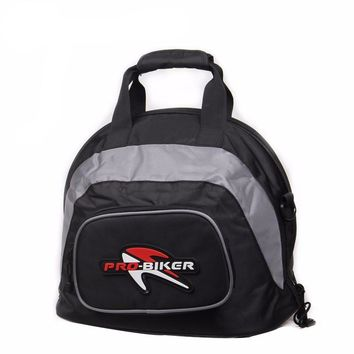 Motorcycle Riding Helmet Tail Bag
