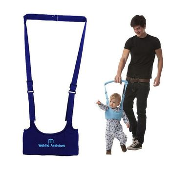 Toddler Leash Backpack Baby Carriers Walkers Infantil Baby Harnesses Jumpers For Children -- MKD003 PT49