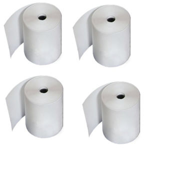 Wasp BarCode Labels WPL606/WPL608/WPL610 1.25x1.0 Length 4 Roll 4-Pack 633808402907