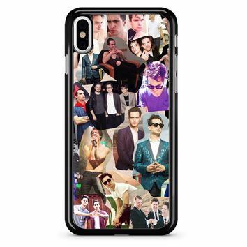 Brendon Urie Collage iPhone X Case