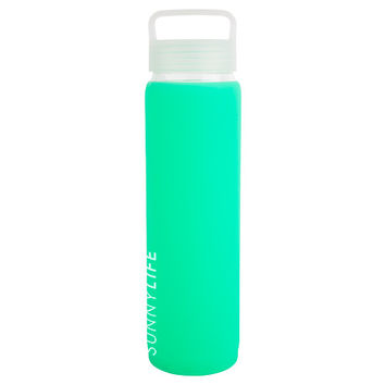 SUNNYLIFE - Water Bottle | Biscay Green