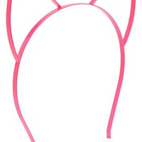 Carole Cat Ears Headband (Juniors) | Nordstrom