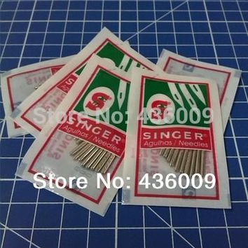 Sewing needlesinge Brand Singer Needle 2020  HAX1 130/705H HA*1 For  Brother Janome Toyota Juki also fit old sewing machine