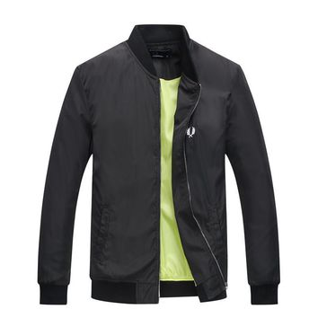 Fred Perry Cardigan Jacket Coat-2