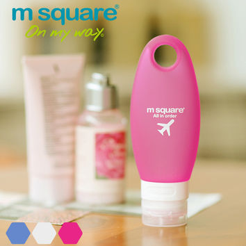 Make-up Tool Professional On Sale Hot Sale Beauty Hot Deal Cosmetic Portable Silicone Sub-bottle [4918402180]