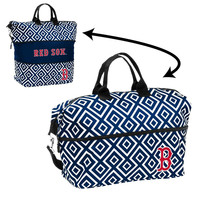 Boston Red Sox MLB Expandable Tote Bag
