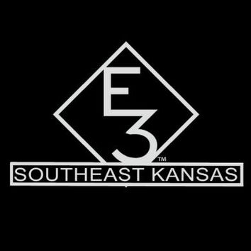 E3 Southeast Kansas Window Decal | Site