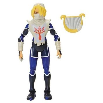 "Sheik World of Nintendo 4"" Figure"