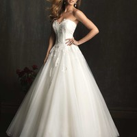 Allure Bridals 9052 Ball Gown Wedding Dress