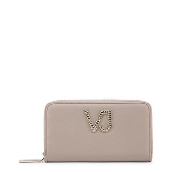 Versace Jeans Brown Synthetic Leather Purses