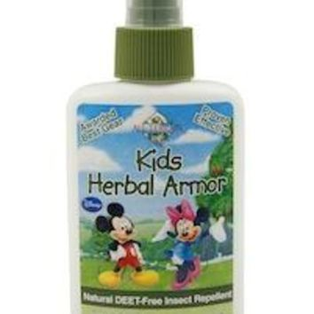 Tom's of Maine Mickey-Minnie Mouse Kids Herbal Armor Spray 4 Oz.