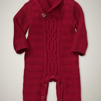 Cableknit one-piece | Gap