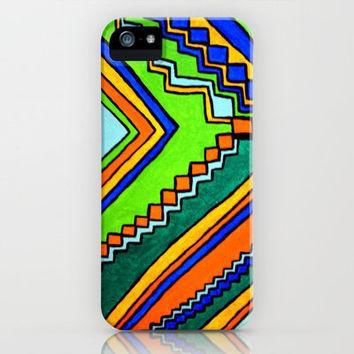 Chief iPhone Case by Erin Jordan | Society6