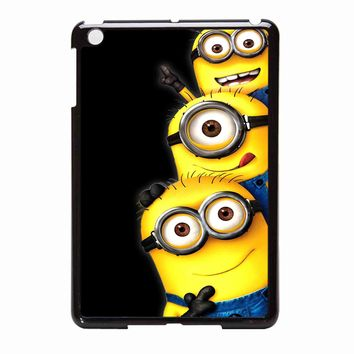 Great Despicable Me Minions Animation iPad Mini Case