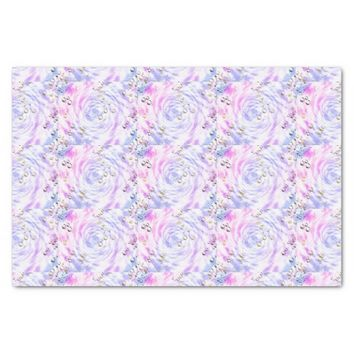 "Bubble Swirls 10"" X 15"" Tissue Paper"