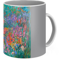 Wildflower Mist Coffee Mug for Sale by Kendall Kessler
