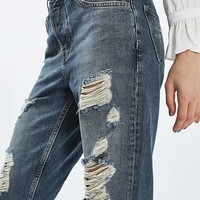 MOTO Super Ripped Hayden Jeans - Jeans - Clothing