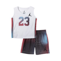 Jordan Flight Pattern 23 Two-Piece Infant/Toddler Boys' Set, by Nike