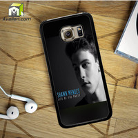 Shawn Mendes Song Samsung Galaxy S6 Case by Avallen