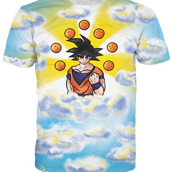 Awakened Sky Goku T-Shirt