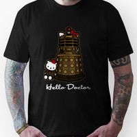 Hello Doctor (cat ear) Unisex T-Shirt