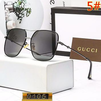 GUCCI Fashion New Polarized Sunscreen Travel Leisure Couple Eyeglasses Glasses