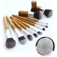 11pcs Professional Makeup Cosmetic Brush Set