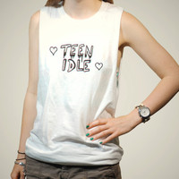 3D Teen Idle Shirt