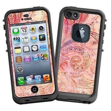 Bohemian Tribal Skin  for the iPhone 5 Lifeproof Case by skinzy.com
