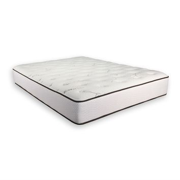 Queen size 10-inch Thick Talalay Latex Foam Mattress - Made in USA