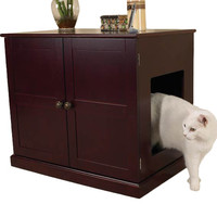 Lilly Litter Box Cabinet