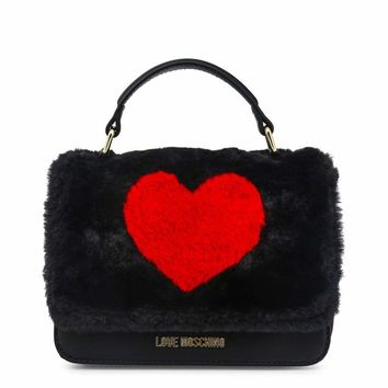 Love Moschino  Women Black Clutch bags - Jc4326Pp06Kw