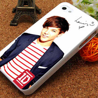 One Direction Louis Tomlinson  - iPhone 5C Case, iPhone 5/5S Case, iPhone 4/4S Case, Durable Hard Case USPSSHOP