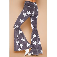 All My Stars Corduroy Flare Pants