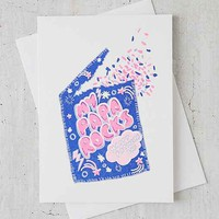 Yellow Owl Workshop Father's Day Card