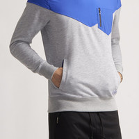 French Terry Athletic Crew Neck