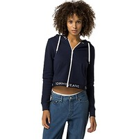 Tommy Jeans Cropped Hoodie | Tommy Hilfiger USA