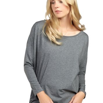Sheryl Top in Charcoal