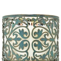 3-Wick Candle Sleeve Stylish Scroll