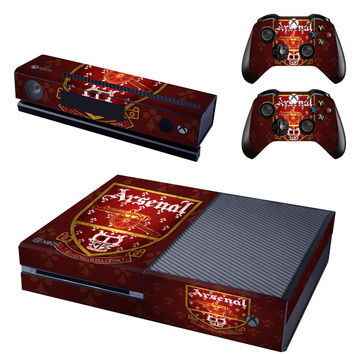 Arsenal FC decal for console xbox one skin sticker