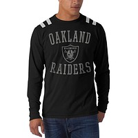 Oakland Raiders - Bruiser Premium Long Sleeve T-Shirt