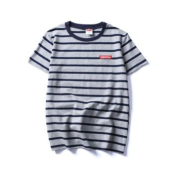 Cheap Women's and men's supreme t shirt for sale 85902898_0097