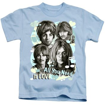 Beatles All You Need Is Love Kids T-Shirt