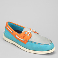 Urban Outfitters - Sperry Top-Sider 2-Eye Burnished Boat Shoe