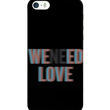 Weed Love iPhone 5 / 5S Case Cover